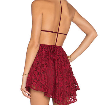 NBD x REVOLVE Get Out Dress in Red | REVOLVE