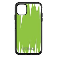 DistinctInk™ OtterBox Symmetry Series Case for Apple iPhone / Samsung Galaxy / Google Pixel - Lime Green White Spikes