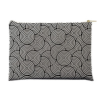 Psychedelic Circles Pouch