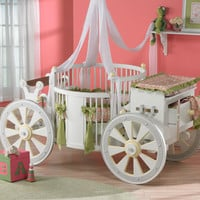 Majestic Carriage Crib