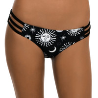 Celestial Swim Bottoms