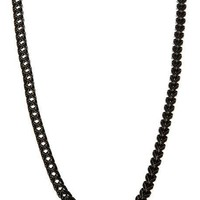 10mm Spectra Chain in Black Gold