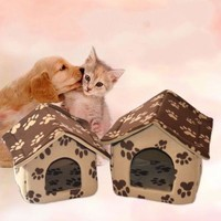 Exports cloth containing mat pet dog house dog kennel washable pet dogs
