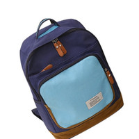 Rucksack Men's Canvas Backpack Leisure Travel Bag Backpack Laptop Backpacks School Shoulder Bag