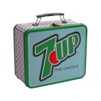 Sweet Factory Online Candy Store | America's Favorite Candy Store 7 Up Soda Tin Lunch Box Sweet Factory Online Candy Store | America's Favorite Candy Store