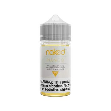 Naked 100 - Mango (60mL)
