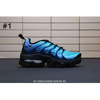 Nike Air Vapormax Plus Tide brand men's casual air cushion sports running shoes #1
