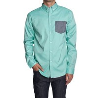 HUF | HUF RUSHMORE OXFORD L/S SHIRT