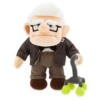 Disney Store Carl Fredricksen Up 10th Anniversary Medium Plush New with Tags
