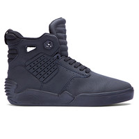 Supra - Skytop IV - Black/Red