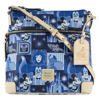 Disney Dooney & Bourke Magic Kingdom 45th Anniversary Crossbody New with Tags