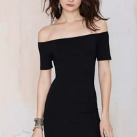 Nasty Gal Colita Bodycon Dress