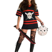 Sexy Ms. Voorhees Adult Costume