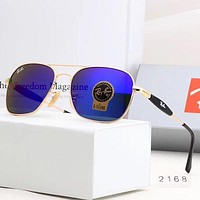 RayBan Woman Men Fashion Summer Sun Shades Eyeglasses Glasses Sunglasses-1