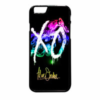 Weeknd Xo iPhone 6 Plus Case