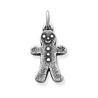 Gingerbread Boy Charm | James Avery