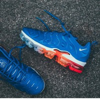 Nike Air Vapormax Plus Blue Sneakers