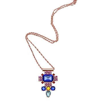 Candy NECKLACE- 18K Plated Rose Gold