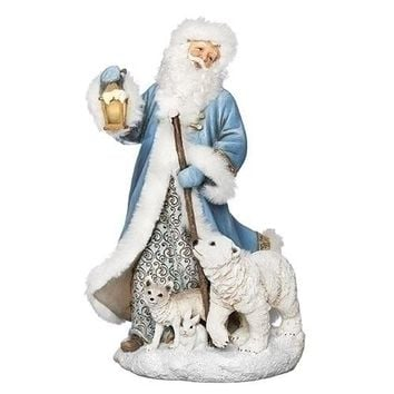 Roman Santa with the Lantern and Animals-633268