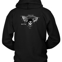 Avenged Sevenfold Never Forgotten Hoodie Two Sided