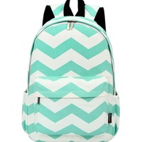 "West Beauty Causal Lightweight Canvas Cute Backpacks Notebook Computer 15"" Laptop School Rucksack Daypack Backpack"