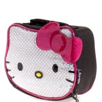 Hello Kitty Head with Pink Bow Lunch Bag