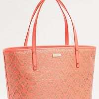 kate spade new york 'bayside park - small coal' tote   Nordstrom