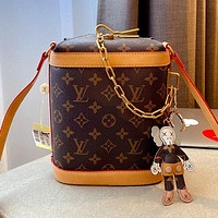LV Classic Presbyopia Women's Shoulder Bag Bucket Bag Crossbody Bag