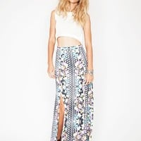 Wonderland maxi skirt - Shop the latest Fashion Trends