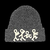 Figures Beanie by A Tribe Called Quest
