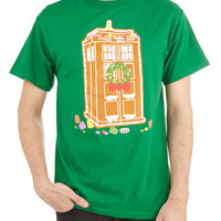 ModCloth Long Short Sleeves Favorite Time-Travel of Year Men's Tee