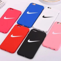 Hot Deal Apple Matte Couple Phone Case For iphone 5 5s 6 6s 6plus 6s plus