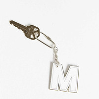 Initial Keychain - Urban Outfitters