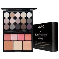 "NYX - Butt ""Naked"" Eyes Makeup Palette - S122"