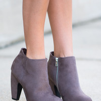 The Tina Boots, Taupe