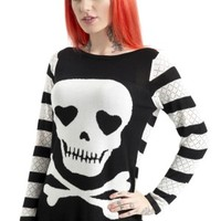 Jolly Roger Sweater