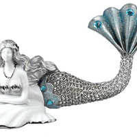 Mermaid Sea Jewel Decor Figurine Nerissa By Regal Art & Gift
