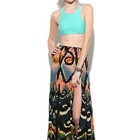 Some Days Lovin Tennessee Double Split Maxi Skirt at PacSun.com