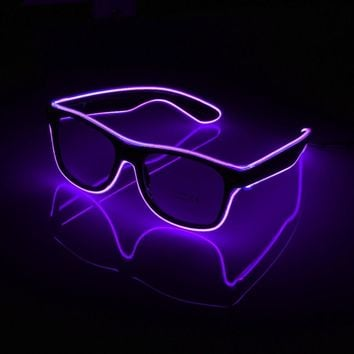 Flashing Party Glasses
