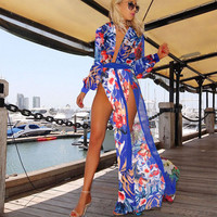 Beach Cover up Kaftan Pareos Sarongs