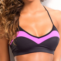 Vertical Vixen Dragonfly Gypsy Workout Top