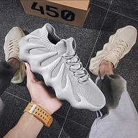 Adidas Yeezy 450 Men's and Women's Sneakers Shoes 1