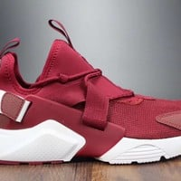 Nike Air Huarache Ultra BR Burgundy