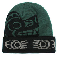 Grizzly Ski or Snowboarding Cap / Toque