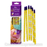 Ice Cream Scented Pencils
