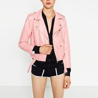 Autumn Waistband Jacket [266883825693]