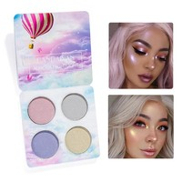 1Pc Makeup Matte Eye Shadow Palette Balm Minerals Powder Pigment Cosmetics Glitter Eyeshadow Easy to Wear Waterproof
