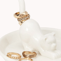 Cat Tail Jewelry Holders