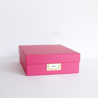 Letter Box Pink