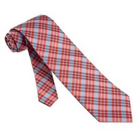 Solid White Polyester Zipper Tie | The American Necktie Co